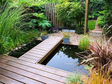 deck ponds garden water features 62 best images about my new deck on pinterest wood decks planters and decking