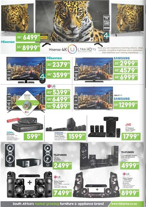 fair price furniture catalogue valid   december