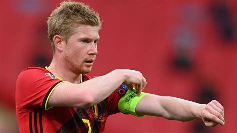 Kevin de Bruyne Out of Belgium Squad - Straightnewsonline.com