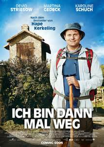 Ich Bin Dann Mal Weg Film (2015) · Trailer · Kritik · Kinode