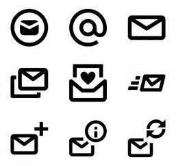 Small Email Signature Icons