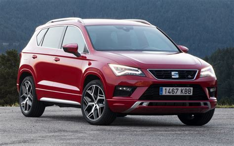 seat ateca fr wallpapers  hd images car pixel