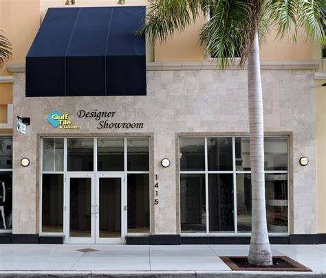 sarasota tile cabinetry store downtown