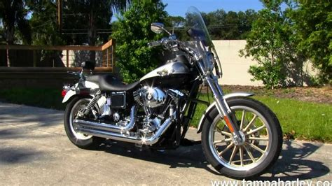 Used 2003 Harley-davidson Dyna Low Rider Fxdl