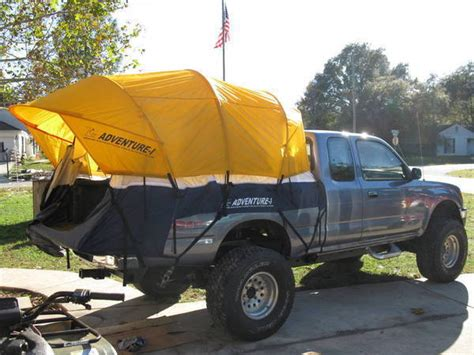 Tacoma Bed Tent by Truck Bed Tent