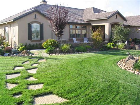 tips  landscaping  ranch style home interior