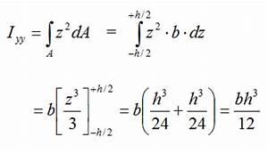 Querschnitt Berechnen Formel : biegewiderstandsmoment f r einfache querschnittformen berechnen ~ Themetempest.com Abrechnung