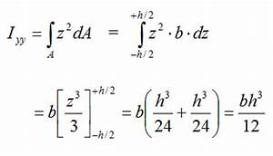 Querschnitt Berechnen : biegewiderstandsmoment f r einfache querschnittformen berechnen ~ Themetempest.com Abrechnung