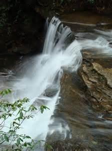 North Carolina Chimney Rock Park Waterfall