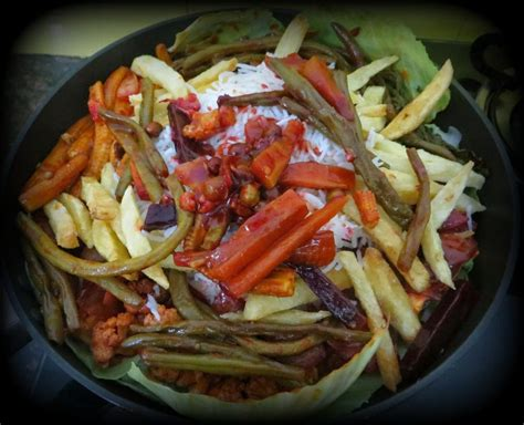 indian vegetarian sizzlers