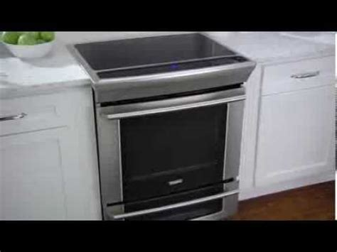 30'' Induction Built In Range with Wave Touch Controls