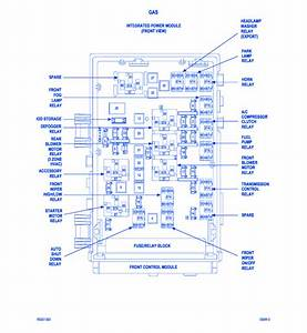 Dodge Omni 1990 Main Fuse Box  Block Circuit Breaker Diagram  U00bb Carfusebox