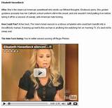 Elisabeth hasselbeck hate fuck article