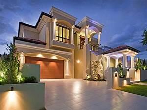 Modern Home Exterior Design - Home Interior Designs