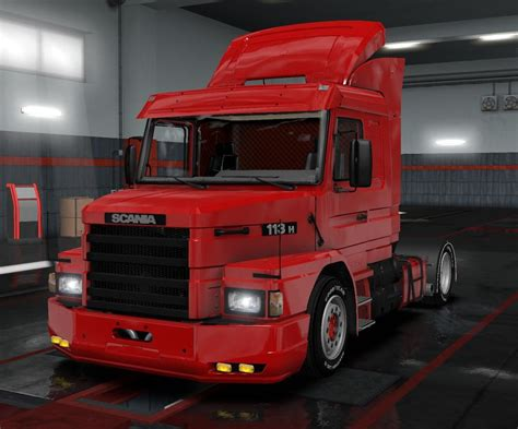 scania  modified   ets mods euro truck