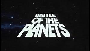 Battle Of The Planets TV theme STEREO - YouTube