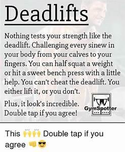 25+ Best Memes About Deadlifts