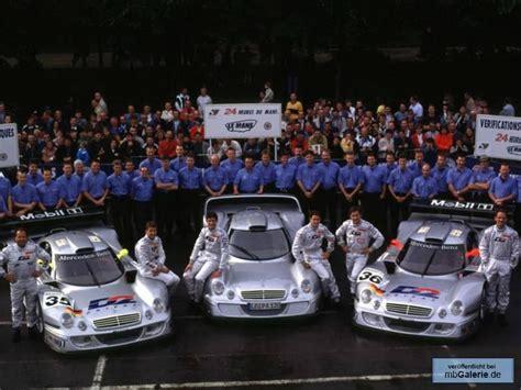 [historique] La Mercedes Clk-gtr (sport Prototypes) 1997-1999