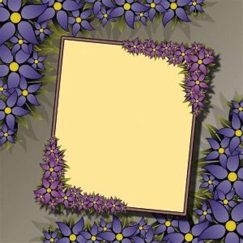 cadre floral 3 t 233 l 233 charger des photos gratuitement