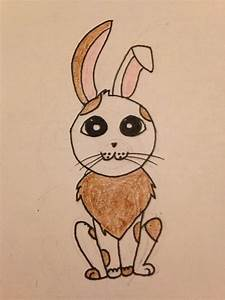 How to Draw a Cute Cartoon Bunny - Snapguide
