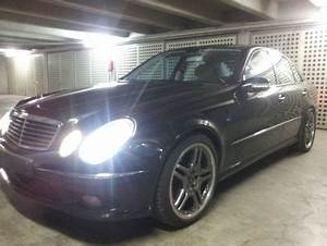 Mercedes Motoröl Freigabe : e55 amg neuzugang styling 4 gutachten mercedes e ~ Jslefanu.com Haus und Dekorationen