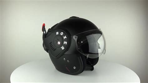 casque roof boxer v8 full black 12 300 about roof