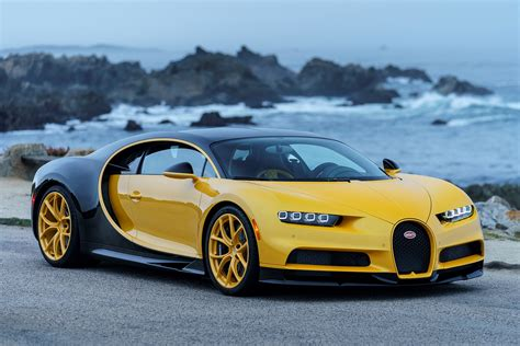 Half-a-million Dollars Will Cover Taxes Of New Bugatti