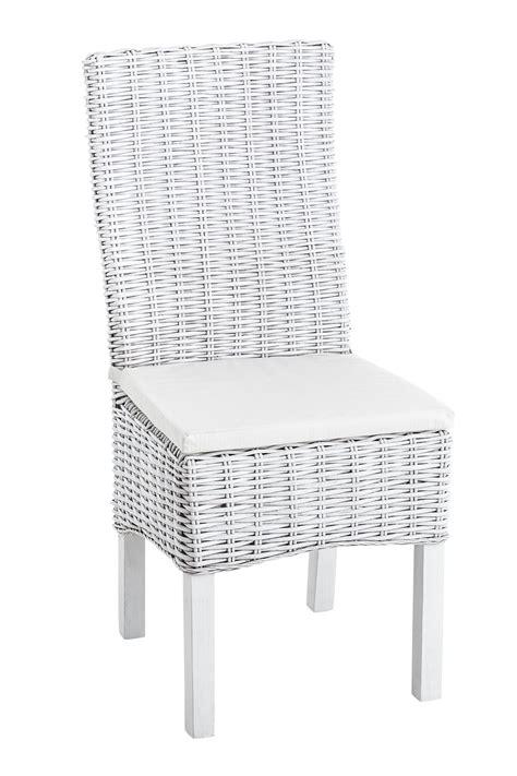 chaise en kubu tressé chaise kubu