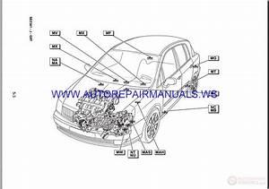 Renault Velsatis X73 Nt8269 Disk Wiring Diagrams Manual 18