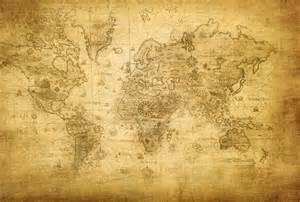 papier peint ancienne carte du monde 82 50 euros