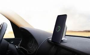 Handyhalterung Auto Wireless Charging : iottie itap wireless charging car mount review as good as ~ Kayakingforconservation.com Haus und Dekorationen