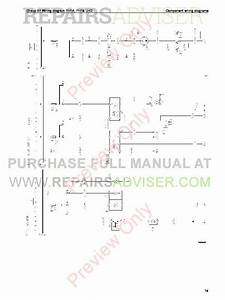 Volvo Trucks Fm7  9  10  12  Fh12  16  Nh12 Wiring Diagrams Service Manuals Pdf