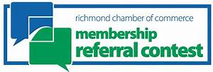 Referral Contest | Richmond Chamber of Commerce | Richmond, BC