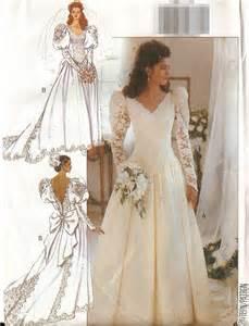 Vintage Victorian Wedding Dress Patterns
