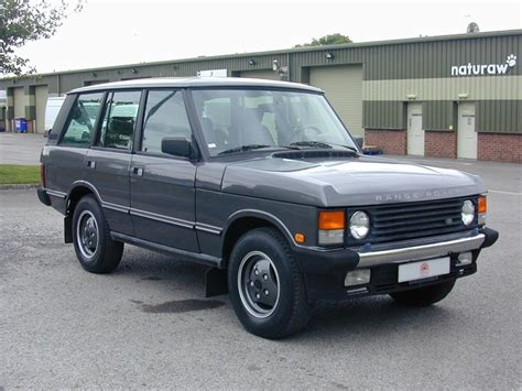 1990 Land Rover Range Rover Classic For Sale