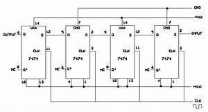 Implementation Of Shift Registers