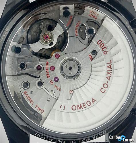 omega caliber 9300 movement calibercorner