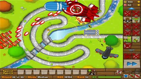 btd5 bloons tower defense 5 daily challenge july 26th helpers