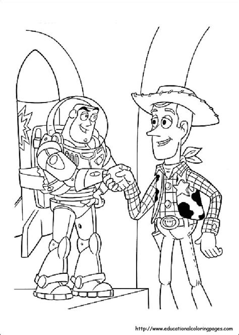 coloring pages  kids toy story  coloring pages