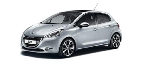 peugeot 208 range peugeot 208 2013 allure top range in uae new car prices