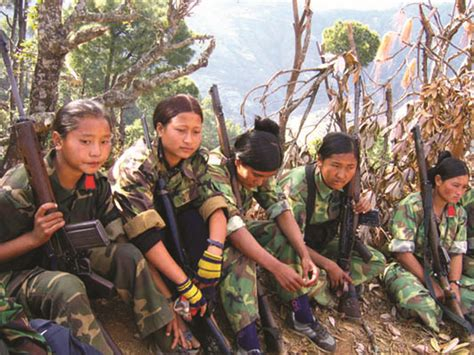 How Nepali women were misled into Maoist conflict ...
