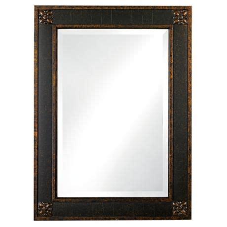 Uttermost Bathroom Mirrors by Uttermost Bergamo 28 Quot X 38 Quot Wall Mirror Home Decor
