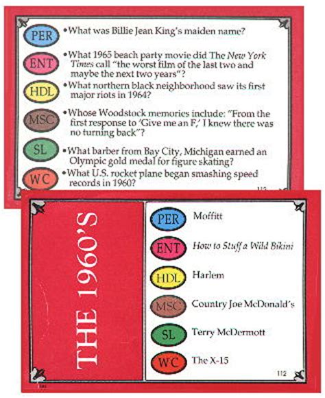 trivial pursuit modern questions the hallway why are needed for trivial pursuit