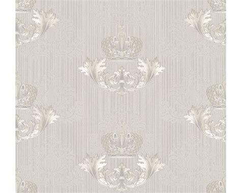 Gloockler Tapeten Katalog by Vliestapete 54858 Gl 246 246 Ckler Imperial Krone Greige Bei