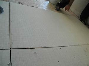 how to install a tile floor in a kitchen how tos diy With backer board floor installation