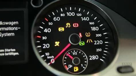 kontrollleuchten im auto und ihre funktion video