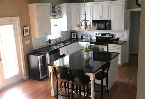 Black & White Kitchen Makeover Httpthesoulfulhousecom