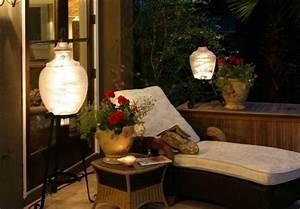 balkon ideen fur vollwertige erholung selbst bei wenig raum With balkon beleuchtung ideen