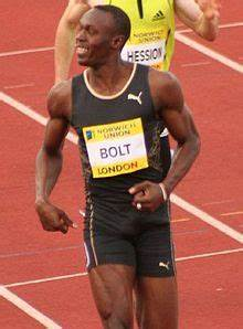 Usain Bolt sets new world record in 100m sprint - Wikinews ...