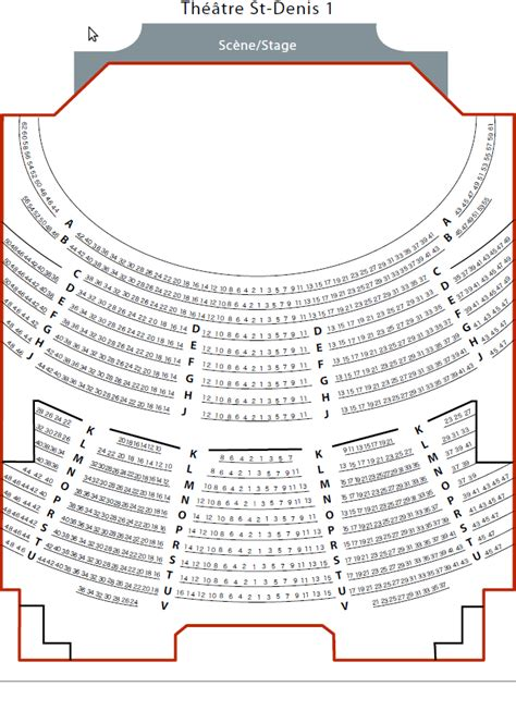 theatre st denis